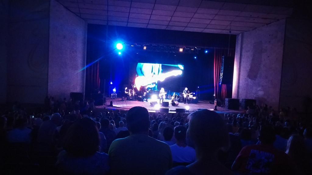 Концерт «Агаты Кристи» - 20.06.2015