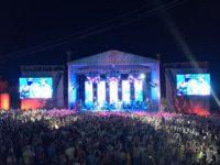 Фестиваль Золотая балка. 15 тыс. человек - 22.08.2016