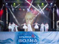 Фестиваль патриотической песни Крымская волна - 03.09.2016