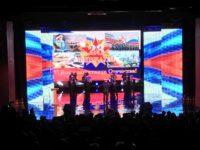 Правительственный концерт к 23 февраля - 23.02.2017 Крым