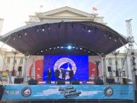 Открытие Парусной недели. Севастополь 28.11.18